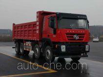 SAIC Hongyan CQ3316HTVG306L dump truck