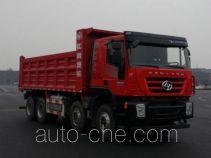 SAIC Hongyan CQ3316HTVG306S dump truck