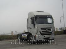 SAIC Hongyan CQ4186HMG381T tractor unit