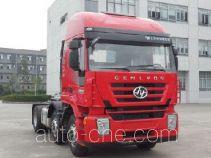 SAIC Hongyan CQ4225HTVG273 tractor unit