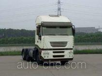 SAIC Hongyan CQ4253HTWG324 tractor unit