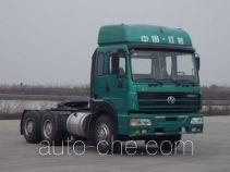 SAIC Hongyan CQ4253T8F39G324 tractor unit
