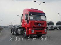 SAIC Hongyan CQ4255HTDG334 tractor unit