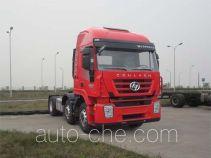 SAIC Hongyan CQ4255HTVG273 tractor unit