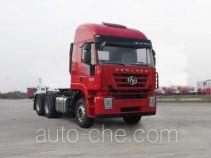 SAIC Hongyan CQ4255HTVG334 tractor unit
