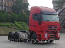 SAIC Hongyan CQ4255HXG334 tractor unit