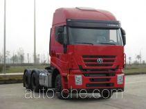 SAIC Hongyan CQ4255HXG334H tractor unit