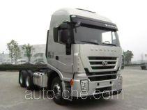 SAIC Hongyan CQ4255HXG334HH tractor unit