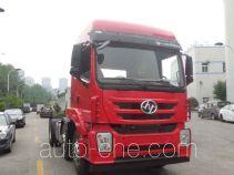 SAIC Hongyan CQ4255ZTVG273C контейнеровоз