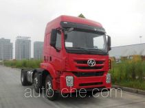 SAIC Hongyan CQ4255ZTVG273U dangerous goods transport tractor unit