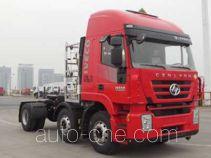 SAIC Hongyan CQ4256HTG303TU dangerous goods transport tractor unit
