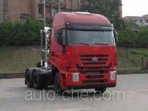 SAIC Hongyan CQ4256HTG384T tractor unit