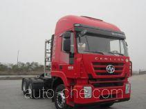 SAIC Hongyan CQ4256HTG384TA tractor unit