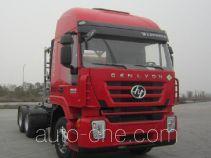SAIC Hongyan CQ4256HTG384TB tractor unit