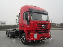 SAIC Hongyan CQ4256HTG384TH tractor unit