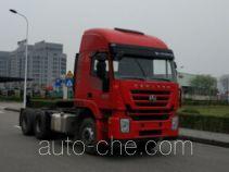 SAIC Hongyan CQ4256HTVG334 tractor unit