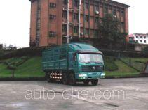 SAIC Hongyan CQ5163CLXYTLG503 stake truck