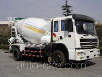 SAIC Hongyan CQ5163GJBTLG381 concrete mixer truck