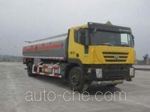 SAIC Hongyan CQ5165GJYHMG461 fuel tank truck