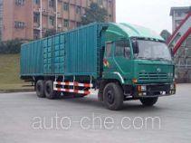 SAIC Hongyan CQ5183XXYTMG564 box van truck
