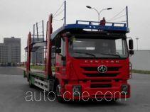 SAIC Hongyan CQ5186TCLHMDG681 car transport truck