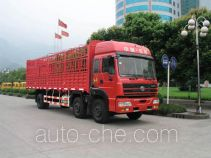 SAIC Hongyan CQ5203CLXYTJG553 stake truck