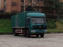 SAIC Hongyan CQ5203XXYTJG553 box van truck
