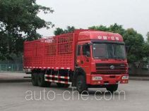 SAIC Hongyan CQ5243CLXYTMG564 stake truck