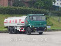 SAIC Hongyan CQ5253GJYTLG434 fuel tank truck