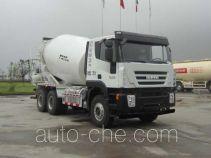 Iveco CQ5254GJBHTG384W concrete mixer truck