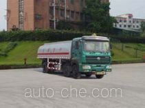 SAIC Hongyan CQ5254GJYTMG503 fuel tank truck
