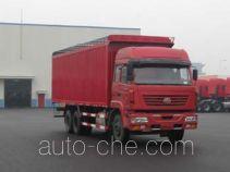 SAIC Hongyan CQ5254XXYSTHG494P автофургон с тентованным верхом