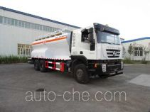 SAIC Hongyan CQ5255THAHTG504 ammonuim nitrate and fuel oil (ANFO) on-site mixing truck