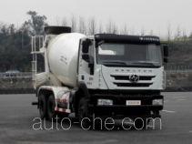 SAIC Hongyan CQ5256GJBHMVG334 concrete mixer truck