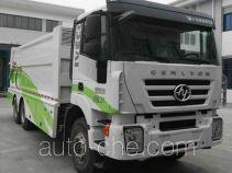 SAIC Hongyan CQ5256ZLJHTG474 garbage truck