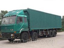SAIC Hongyan CQ5300XXYTF19G426 box van truck