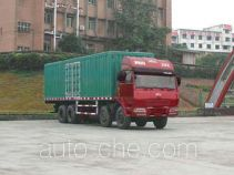 Sida Steyr CQ5303XXYBP466 box van truck