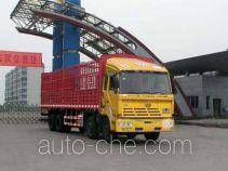 SAIC Hongyan CQ5313CLXYSTG466 stake truck