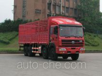 SAIC Hongyan CQ5313CLXYTPG466 stake truck