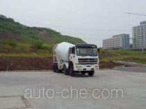 SAIC Hongyan CQ5313GJBTSG306 concrete mixer truck