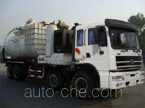 SAIC Hongyan CQ5313GXPTMG426 industrial vacuum truck