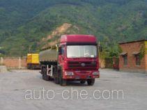SAIC Hongyan CQ5314GSNTRG466 bulk cement trailer