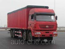 SAIC Hongyan CQ5314XXYSTG366P автофургон с тентованным верхом