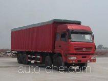 SAIC Hongyan CQ5314XXYSTG466P автофургон с тентованным верхом