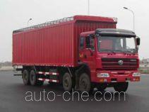 SAIC Hongyan CQ5314XXYTTG466P автофургон с тентованным верхом