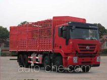 SAIC Hongyan CQ5315CCYHMG466V stake truck