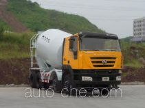 SAIC Hongyan CQ5315GJBHXG336 concrete mixer truck