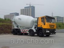 SAIC Hongyan CQ5315GJBHXG366 concrete mixer truck