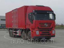 SAIC Hongyan CQ5315XXYHMVG466 box van truck