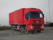 SAIC Hongyan CQ5315XXYHTVG466 box van truck